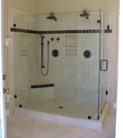 Shower Door Glass - Fix My Broken Glass